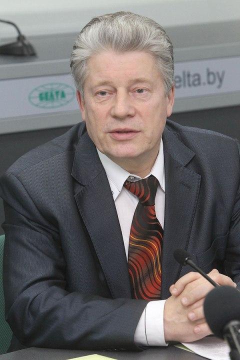 Міністр адукацыі Беларусі Сяргей Аляксандравіч Маскевіч