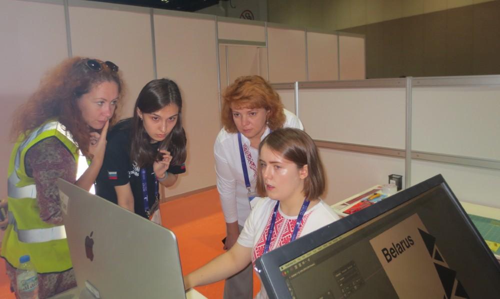 Фота да матэрыялу: WorldSkills Asia: самае цікавае толькі пачынаецца.