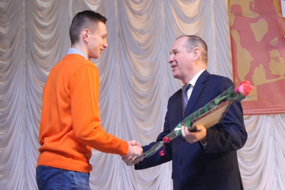 """Фота да матэрыяла: """"Студэнцкая восень"""" у Магілёве."""